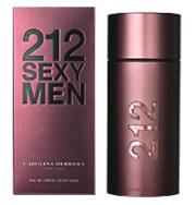Carolina Herrera 212 Sexy Man